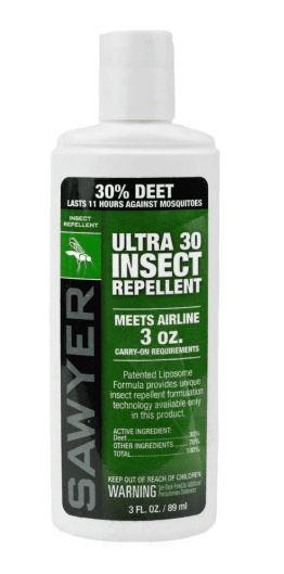 Ultra 30 Insect Repellent, 30% Deet