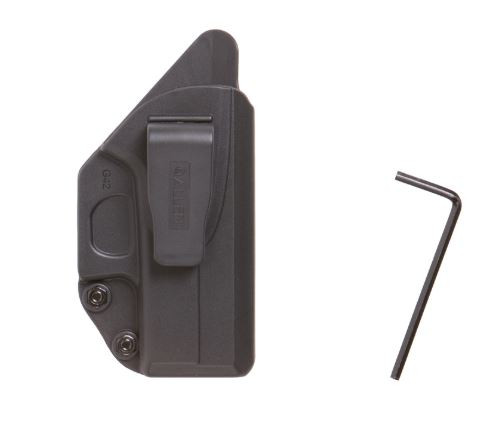 Allen HELIX IWB Holster For Glock 42, Black, Right Hand