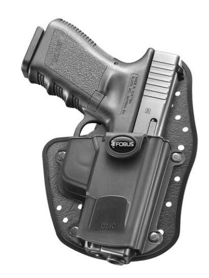 Fobus Inside the Waistband Holster For Glock 26/27/33, Right Hand
