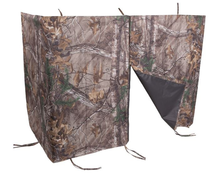 Allen Magnetic Tree Stand Cover Real Tree Xtra Camo