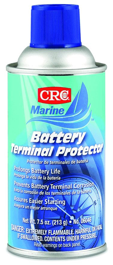 CRC Chemical Battery Terminal Protector, 7.5 OZ