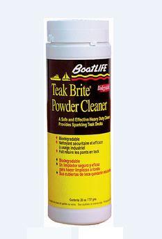 BoatLIFE Teak Brite Powder Cleaner, 26 OZ Bottle
