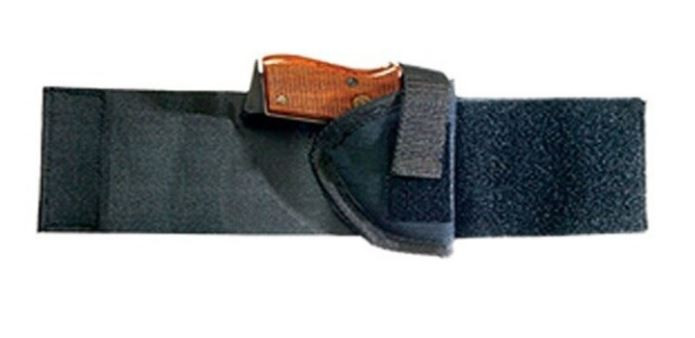 "Bulldog Pro Series Ankle Holster, 2"" Revolver, Right Hand"
