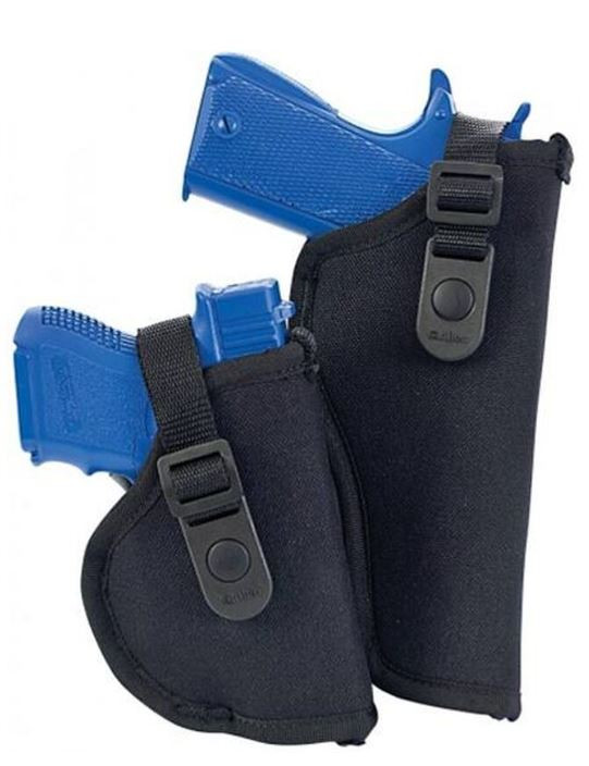 """Allen Cortez Thumbsnap Holster For 5""""-6.5"""" Medium/Large Frame Revolvers, Right Hand"""