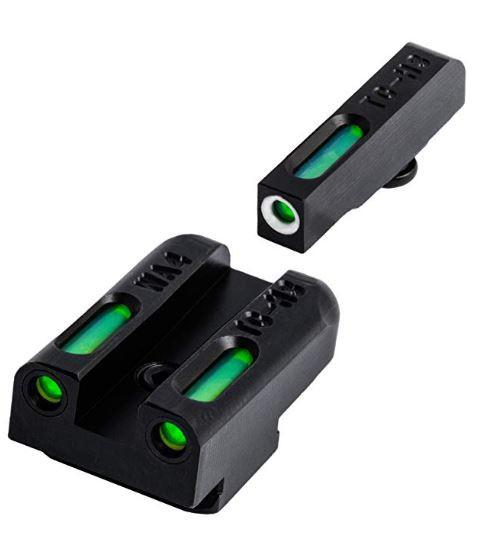 Truglo TFX Tritium & Fiber-Optic Sights for Walther CCP Pistols