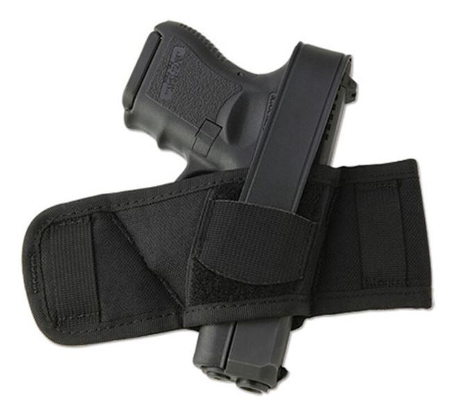 Uncle Mike's Belt Slide Holster for Semi Autos & Revolvers, Ambidextrous