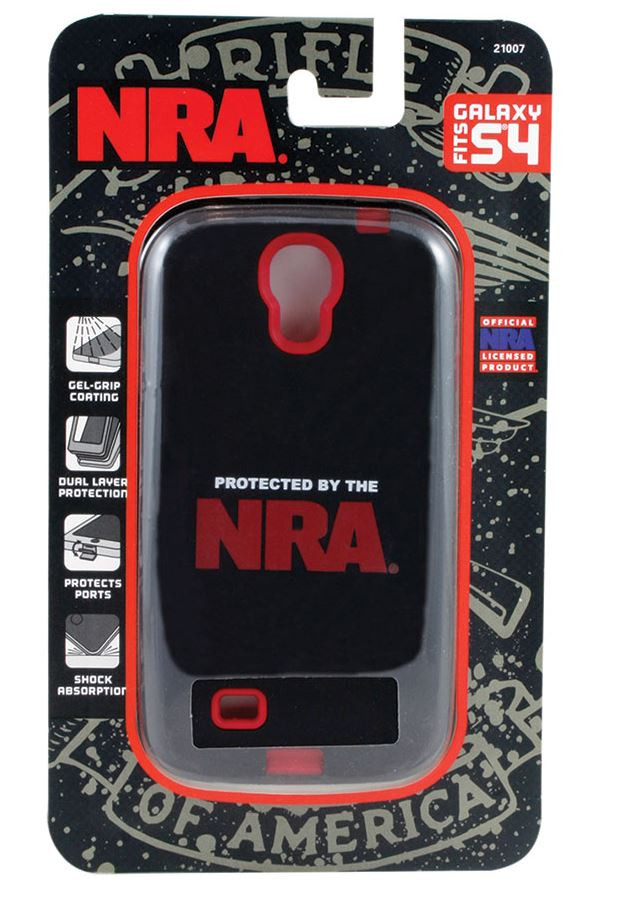 Allen NRA Cell Phone Case For Galaxy S4