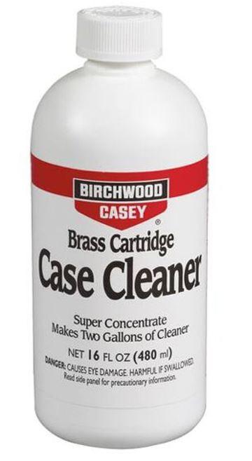 Birchwood Casey Brass Cartridge Case Cleaner Concentrate 16 oz Bottle