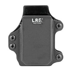 L.A.G. Tactical PCC 9mm MCS Rifle Magazine Carrier, Black