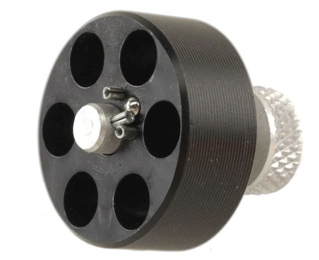 HKS Revolver Speedloader for Ruger SP101, S&W J-Frames 34,35,63, For .22 LR Only