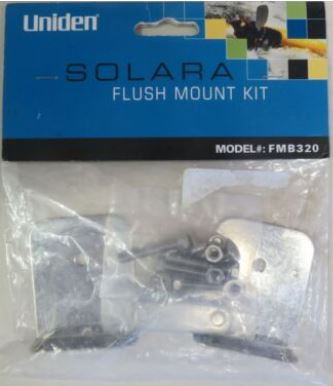 Uniden Solara Flush Mount Kit