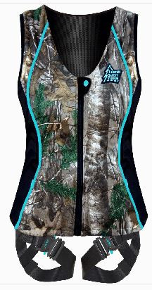 Hunter Safety System Womens Contour Harness - Large