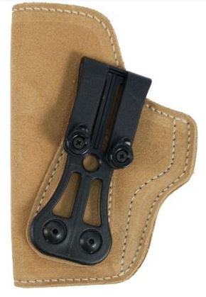BlackHawk! Leather Tuckable Holster 1911 Right Hand
