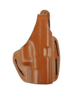 BlackHawk Holster 3 Slot Pancake Glock 17/22/31 RH Antique Brown