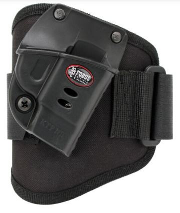 Fobus Evolution Ankle Holster, Right Hand, Kel-Tec P3AT/Ruger LCP