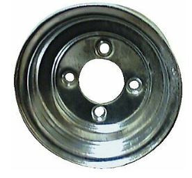 Loadstar Solid Center Steel Wheel (Rim), Galvanized