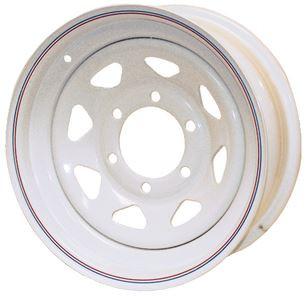 Loadstar 12X4  Wheel (Rim) Spk 5H-4.5, Galvanized