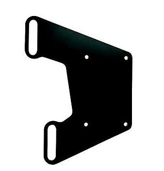 Panther Black Powder Coat Motor Mount Bracket