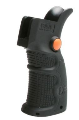 FoxPro FoxGrip Electronic Call Remote Pistol Grip For AR-15, LR-308