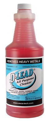 D-Lead All Purpose Concentrated Cleaner 32 Ounces