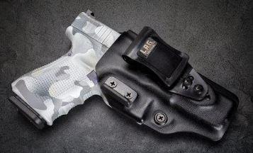 L.A.G. Tactical Appendix Holster, Glock 43, Right Hand