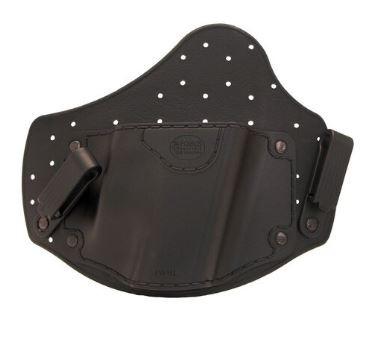 Fobus Universal Inside The Waistband Full Size Firearm Holster Right Hand Matte Black Finish