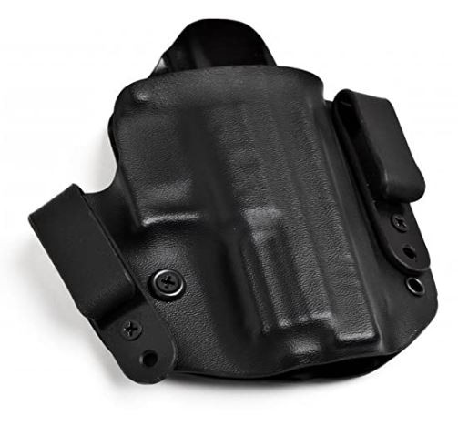 "L.A.G. 1911 4"" Kydex Holster Concealed Carry & Open Carry IWB & OWB"