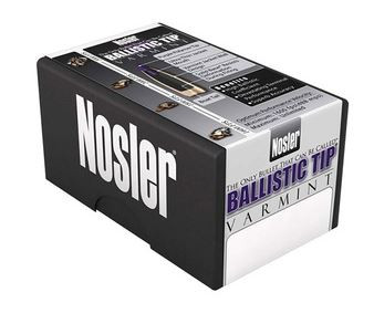 Nosler Ballistic Tip Hunting