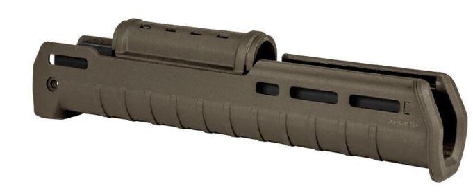 Magpul Zhukov Hand Guard M-LOK Extended Length AK-47 Pattern, OD Green