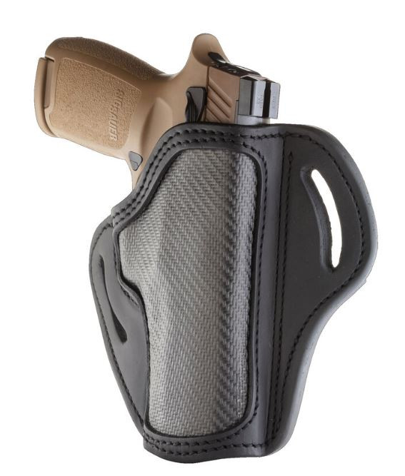 1791 Gunleather Project Stealth Multi-Fit OWB Holster For Full Size Semi Autos, Right Hand