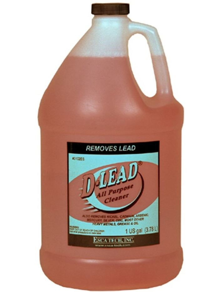 D-Lead All Purpose Cleaner 1 Gallon 4 Pack