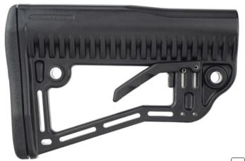Limbsaver Tac-10 AR-15/M4 Adjustable Stock With Limbsaver Recoil Pad