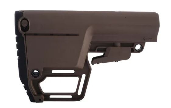 Mission First Tactical Battlelink Stock, 6 Position, Commercial, Scorched Dark Earth