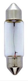 Ancor Marine 522122 Festoon 12V, .74A,1 0W, 6Cp Bulb 2 Pack