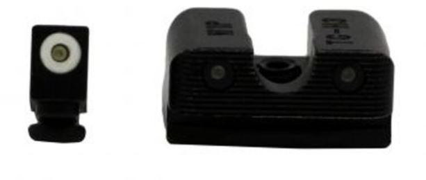 TRUGLO Tritium Pro 3-Dot Night Sights for Walther P99/PPQ