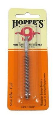 Hoppe's Phosphor Bronze Bore Brush, 6mm