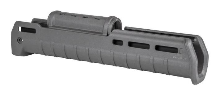 Magpul Zhukov Hand Guard M-LOK Extended Length AK-47 Pattern, Stealth Gray