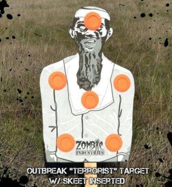 Zombie Industries Outbreak Zombie 45PK