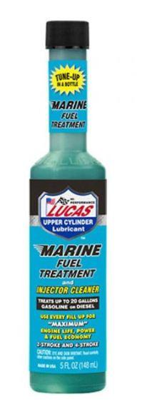 Lucas Oil Maine Fuel Treatment 5.25 OZ
