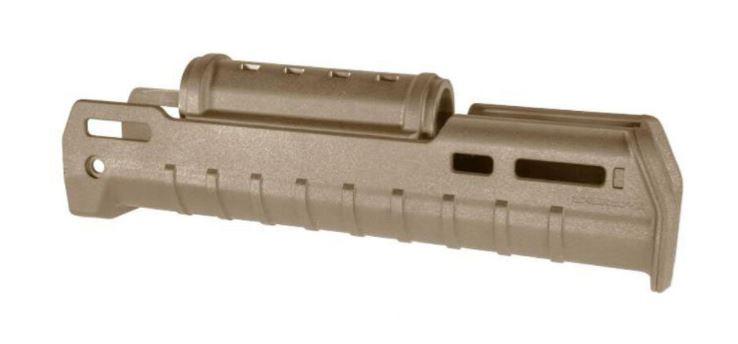 Magpul Zhukov-U AK47/AK74 Hand Guard Aluminum/Polymer, Flat Dark Earth