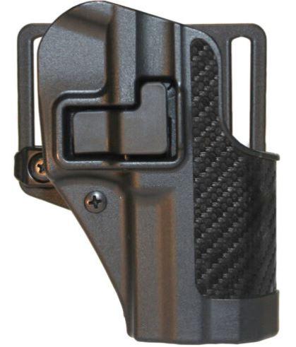 Blackhawk Serpa CQC Belt/Paddle Holster For Beretta PX4, Black, Right Hand