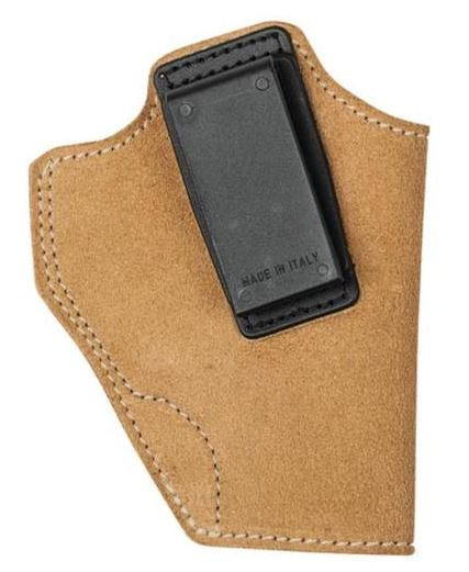 """Blackhawk Suede Leather Angle Adjustable ISP Holster For 2"""" 5-Shot .38/.357 Revolvers, Right Hand"""