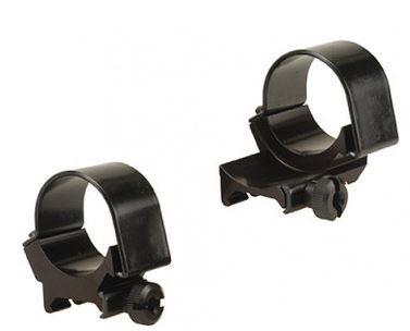 Weaver Detachable Extension Top Mount Aluminum Scope Rings, 30mm Low EXT
