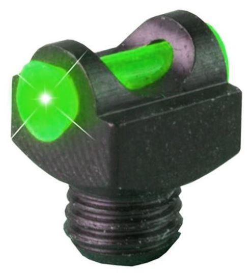 Truglo Star Brite Deluxe Shotgun Bead 3mm Fiber Optic, Green