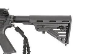 BlackHawk Adjustable Knoxx AR/M4 Buttstock, Commercial Spec