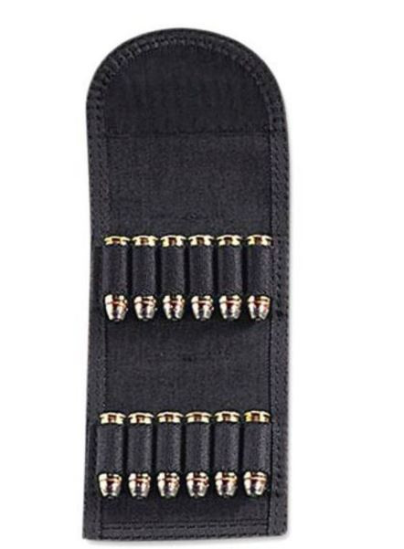 Uncle Mikes Folding Handgun Cartridge Carrier 12 Rounds