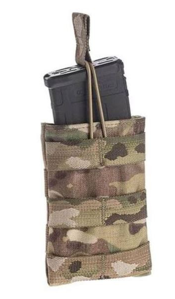 Tac Shield AR-15 Single Speed Load Mag Pouch Multicam