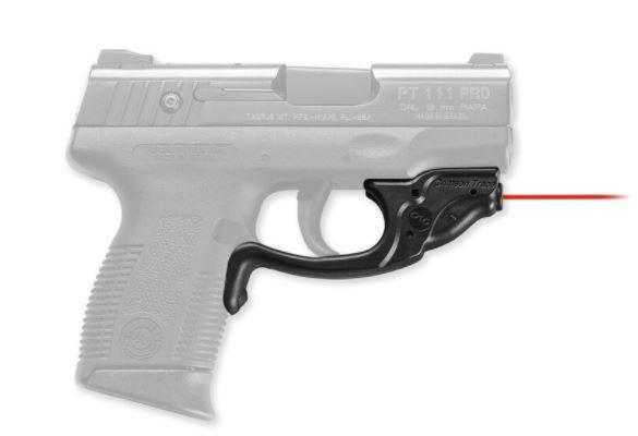 Crimson Trace Laserguard Taurus Millennium Pro Red Laser