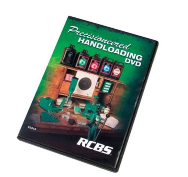 RCBS Precisioneered Instructional DVD 1 Handloading