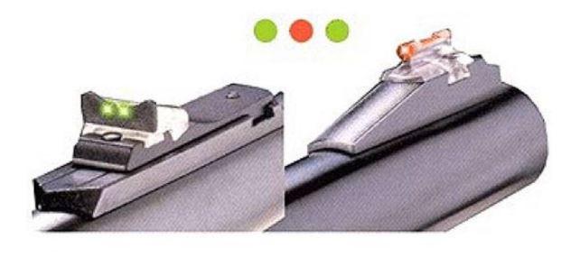 TRUGLO Remington Slug Series Fiber Optic Sights